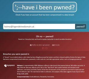 screen-gefunden-haveibeenpwned.com