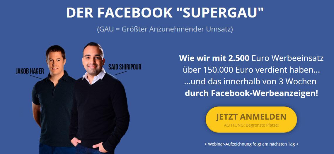 Facebook Meisterkurs